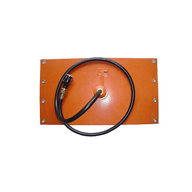 Silicone Rubber Drum Heater